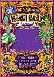 mardi gras float themes mardi gras carnival poster theme carnival mask show parade image