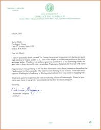 Business Letter Thank You For Your Support by How To End A Thank You Letter Thebridgesummit Co