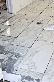 Marble Bathroom Tile Ideas Best 25 Marble Tile Flooring Ideas On Pinterest Marble Tiles