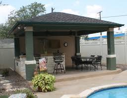 Ideas For Outdoor Kitchen Doors Indoor Swimming Pool Design S Entertaining Modern Bungalow