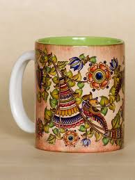 Peacock Mug Buy Kolorobia Products Online In India