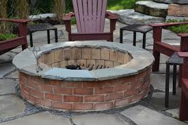 How To Make A Fire Pit In The Backyard by Fire Pits U0026 Fire Places Barn Nursery U0026 Landscape