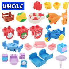duplo table with chairs umeile duplo table chair cradle lou yi case building block