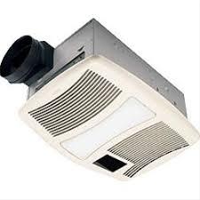 nutone heat vent light 9093 qtxn110hflt heater fan lights bath and ventilation fans nutone