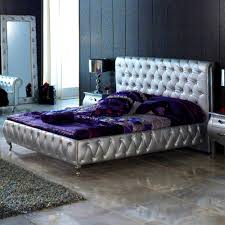 bedroom purple and silver bedrooms easy on the eye purple and