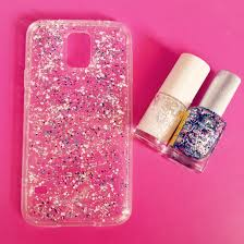 diy phone cases with nail polish easy