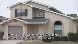 Shaw Afb Housing Floor Plans by Lackland Family Homes Airmen Scott Village Youtube