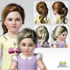 sims 3 hair custom content custom content sims 3 hair for child best hairstyles 2017