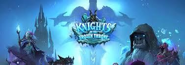 knights frozen throne hearthstone wiki