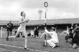 Roger Banister For Roger Bannister The Four Minute Mile Was Just The Start The