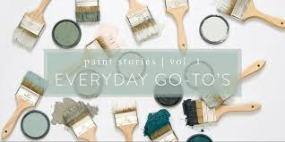 paint stories volume 1 everyday go to colors paint colors