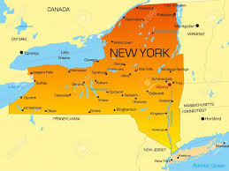 Ithaca Map Download Map Usa New York Major Tourist Attractions Maps