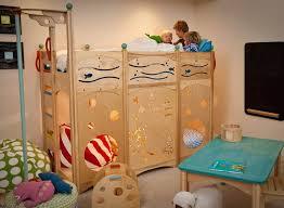 Play Bunk Beds Cedarworks Loft Beds Inhabitots