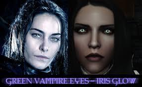 underworld dawnguard vampire and werewolf eyes at skyrim nexus