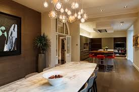 edison light bulb dining room contemporary with kitchen lighting
