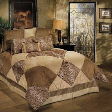 Kohls Queen Comforter Sets Cheetah Print Bedding Kohls Sherry Kline Safari 8 Pc Comforter