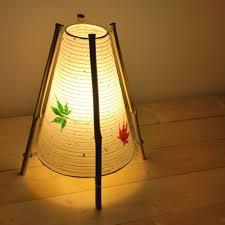 Japanese Lighting Hayashi Kougei Washi Japanese Paper Neo Japan Momiji Floor Lamp