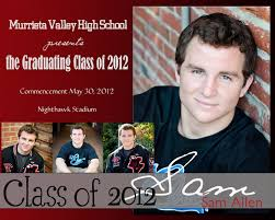 senior announcements terina matthews photography senior graduation announcements