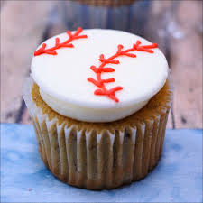 sports themed baby shower cupcakes gray barn baking