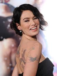 empire hairstyles more pics of lena headey messy cut 3 of 10 short hairstyles