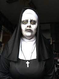 Nun Halloween Makeup by Valak Take 2 Cosplay Amino