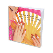 diploma in nail art training manual amazon co uk beauty