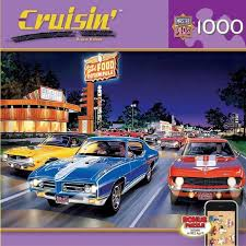 130 best cars jigsaw puzzles images on 1000 jigsaw