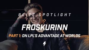 froskurinn on lpl s unique worlds alliance this bootc in