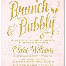 brunch wedding invitation sle invitations for wedding shower awesome gift card bridal