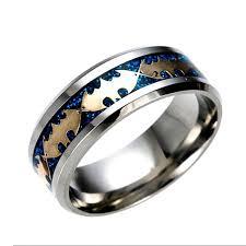 Batman Wedding Rings by Online Buy Wholesale Batman Wedding From China Batman Wedding