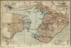 Map Of Newfoundland Canada by Historic Maps Towns U0026 Cities Of Canada Skyscraperpage Forum