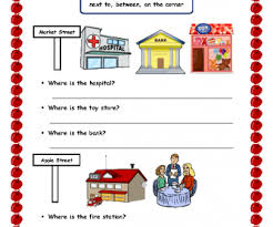 directions giving and asking busyteacher free printable