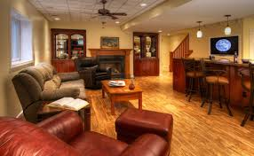 Basement Refinishing Cost by Finished Basement Cost Unusual Design How Much To Finish Basement