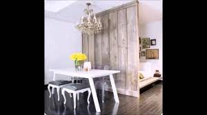 Wall Partition Ideas by 10 Diy Room Divider Ideas For Small Spaces Youtube