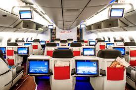 boeing 777 200 sieges cabin tour austrian airlines boeing 777 200