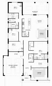 homes floor plans with pictures floor plans for homes 49 unique stock 4 bedroom 3 bath house plans
