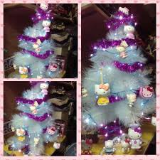 Hello Kitty Hanging Decorations 50 Ethereal White Christmas Tree Decoration Ideas That Are Hard
