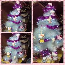 Hello Kitty Christmas Tree Decorations 50 Ethereal White Christmas Tree Decoration Ideas That Are Hard