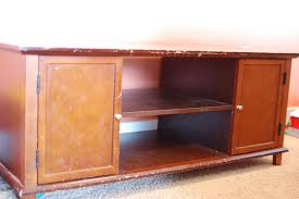 Colors Of Wood Furniture Remodelaholic Entertainment Center Transformed Into A Bench Guest