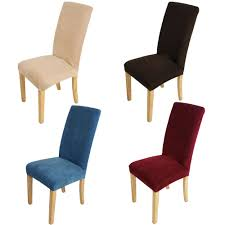 modern dining chair covers for fresh room decor fabric chair