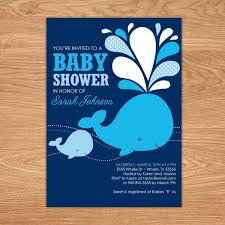 whale baby shower whale baby shower invitations cloveranddot