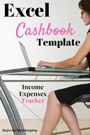 Income Statement Template Excel 2007 by Excel Cashbook For Easy Bookkeeping