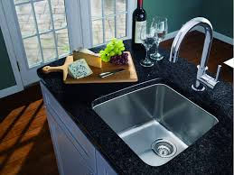 Efficient Ideas To Remodel A Small Kitchen  Home And Gardening - Smallest kitchen sink