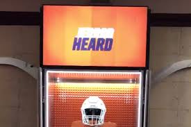 texas u0027 new locker room will have tvs instead of nameplates for