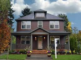 colors that go with brown exterior house color ideas with brick dark brown colors that go