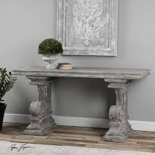 Uttermost Table Uttermost Ceasar Console Table R24585 Tables Abe Krasne