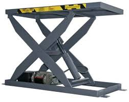 Pallet Lift Table by How A Pallet Lift Makes For A More Ergonomic Workplace Pentalift