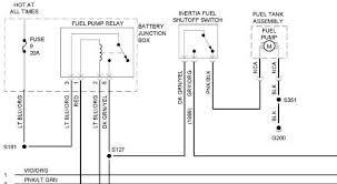 solved fuel pump wiring diagram 2000 ford explorer fixya