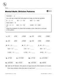 4th grade pattern worksheets for 4th grade printable
