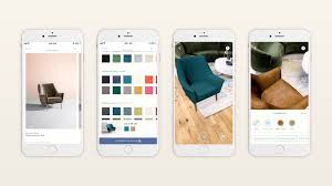 Design Your Livingroom Anthropologie Hands You Ar And Cgi Tools To Help You Design Your